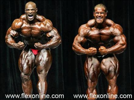 Results 2006 Mr Olympia September 30, Las Vegas, Nevada, USA