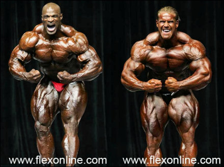 Jay Cutler is Mr Olympia 2006 – Ronnie Coleman is defeated