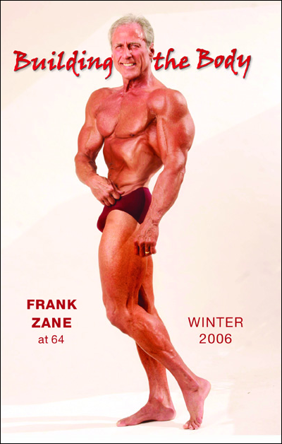 Three times Mr. Olympia Frank Zane, 64, making a comeback?