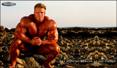 Mr. Olympia is the real Jay Cutler