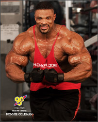Ronnie Coleman Announces Retirement From Mr. Olympia Competition