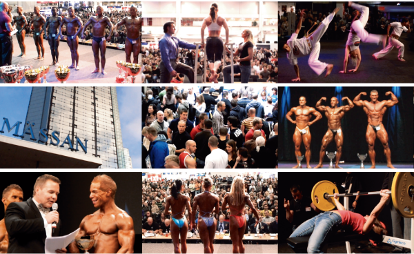 The Swedish Fitness Festival!